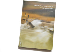 Lettlest om forskning på hjortevilt